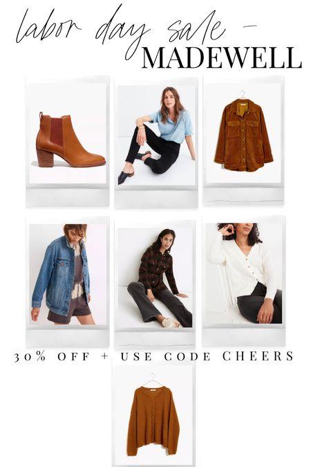 Labor Day sales made well! 🤍 fall fashion + fall outfit inspo + fall blogger  #LTKbacktoschool #LTKsalealert #LTKSeasonal