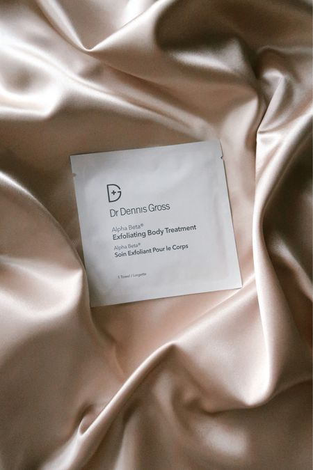 Dr. Dennis Gross Skincare Alpha Beta® Exfoliating Body Treatment Peel  #LTKVDay #LTKbeauty #LTKunder100