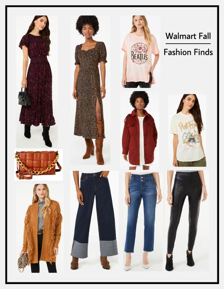 Walmart Fall Fashion     End of summer, Travel, Back to School, Booties, skinny Jeans, Candles, Earth Tones, Wraps, Puffer Jackets, welcome mat, pumpkins, jewel tones, knits, Fall Outfits, Fall Decor, Nail Art, Travel Luggage, Fall shoes, fall dresses, fall family photos, fall date night, fall wedding guest, Work blazers, Fall Home Decor, Heels, cowboy boots, Halloween, Concert Outfits, Teacher Outfits, Nursery Ideas, Bathroom Decor, Bedroom Furniture, Living Room Furniture, Work Wear, Business Casual, White Dresses, Cocktail Dresses, Maternity Dresses, Wedding Guest Dresses, Maternity, Wedding, Wall Art, Maxi Dresses, Sweaters, Fleece Pullovers, button-downs, Oversized Sweatshirts, Jeans, High Waisted Leggings, dress, amazon dress, joggers, home office, dining room, amazon home, bridesmaid dresses, Cocktail Dresses, Summer Fashion, Designer Inspired, wedding guest dress, Pantry Organizers, kitchen storage organizers, hiking outfits, leather jacket, throw pillows, front porch decor, table decor, Fitness Wear, Activewear, Amazon Deals, shacket, nightstands, Plaid Shirt Jackets, Walmart Finds, tablescape, curtains, slippers, apple watch bands, coffee bar, lounge set, golden goose, playroom, Hospital bag, swimsuit, pantry organization, Accent chair, Farmhouse decor, sectional sofa, entryway table, console table, sneakers, coffee table decor, laundry room, baby shower dress, shelf decor, bikini, white sneakers, sneakers, Target style, Date Night Outfits, White dress, Vacation outfits, Summer dress,Target, Amazon finds, Home decor, Walmart, Amazon Fashion, SheIn, Kitchen decor, Master bedroom, Baby, Swimsuits, Coffee table, Dresses, Mom jeans, Bar stools, Desk, Mirror, swim, Bridal shower dress, Patio Furniture, shorts, sandals, sunglasses, Dressers, Abercrombie, Outdoor furniture, Patio, Bachelorette Party, Bedroom inspiration, Kitchen, Disney outfits, Romper / jumpsuit, Bride, Airport outfits, packing list, biker shorts, sunglasses, midi dress, Weekender bag,  outdoor 