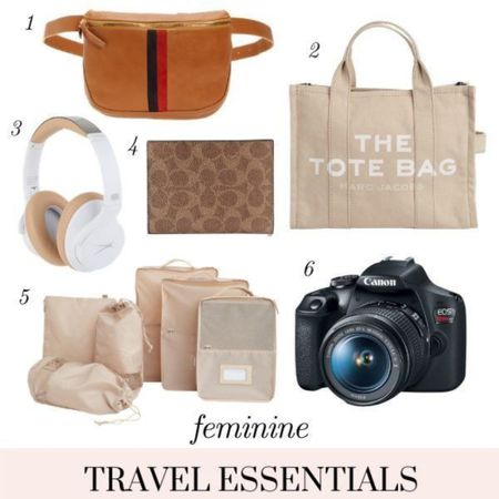 It's time to start traveling again! I'm sharing these affordable, cute and feminine carry on essentials, luggage essentials, airplane essentials and packing must haves for your next trip! They'll make your flight SO much more enjoyable! ✨ #LTKtravel #LTKstyletip @liketoknow.it http://liketk.it/3gdjH #liketkit