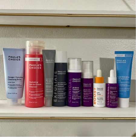 This is a Paula's Choice STAN account! They don't miss when it comes skincare. I haven't disliked any product I've tried from them. But my all time favorites are:  Hydrating Gel-to-Cream Facial Cleanser Skin Perfecting 25% AHA + 2% BHA Exfoliant Peel Skin Perfecting 2% BHA Liquid Salicylic Acid Exfoliant  What's your fave product?  If you haven't tried Paula's Choice, go to @Sephora or Amazon ASAP and order something   Thanks @paulaschoice for all the goodies ✨ {CH 👸🏾}   #LTKbeauty