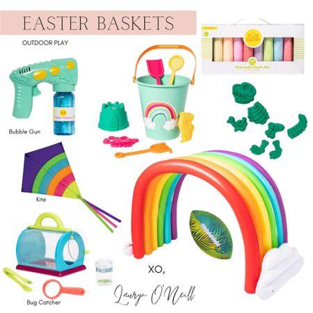Easter Basket Inspiration   #LTKSeasonal #LTKkids #LTKSpringSale