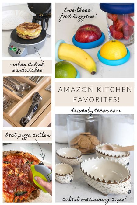 Favorite Amazon gadgets for our kitchen! (Amazon finds)  #LTKunder50 #LTKhome