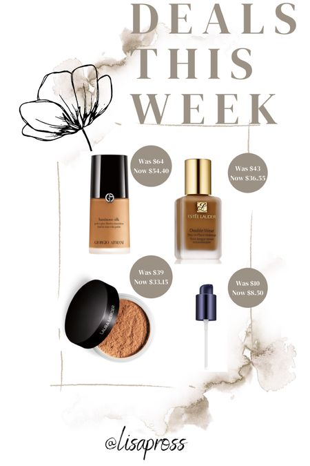 Some great deals on a few of my favorite/go-to makeup products.   #LTKunder100 #LTKbeauty #LTKsalealert