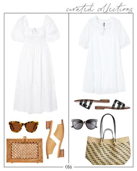 White Dress Outfit 🤍 Love them both, but I'm digging the white midi dress. The white mini dress is under $50! Win win.   #whitedressoutfit #whitedressoutfits #whiteminidress #whitemididress #whitedress #whitedresses #whitedresssummer #whitedressunder50 #whitesummerdress #liketkit @liketoknow.it http://liketk.it/3hGNk