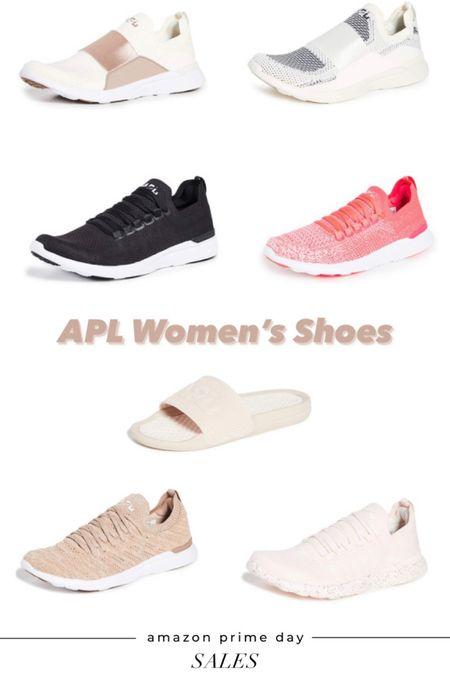 Prime day sales. APL athletic shoes up to 44% off!!  #LTKshoecrush #LTKfit #LTKsalealert