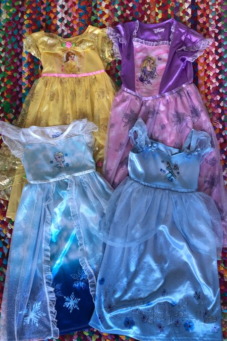 Disney Princess Nightgowns❤️// http://liketk.it/3dyQu #liketkit @liketoknow.it