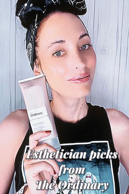 Esthetician skincare favorites from The Ordinary Deciem. @liketoknow.it http://liketk.it/3ijxR #liketkit #LTKbeauty #LTKstyletip #LTKunder50