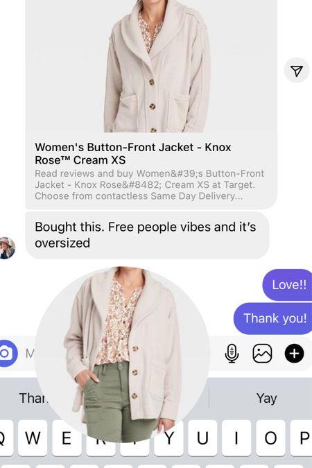Target finds, Target style, Free people dupe  #LTKstyletip #LTKSeasonal #LTKunder50