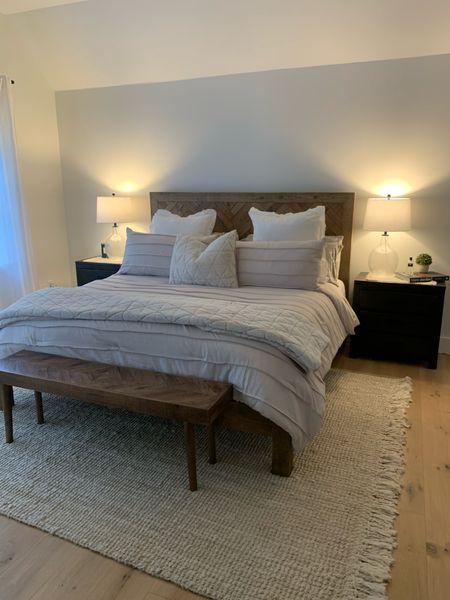 The coziest bedding 🙌🏼✨