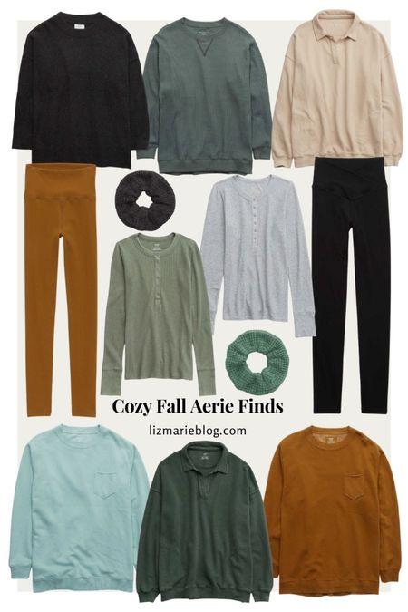 My @aerie picks for fall!  #LTKfit #LTKunder100 #LTKSeasonal