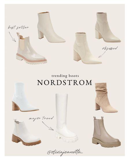 Trending boots for fall from Nordstrom   #LTKSeasonal #LTKunder100 #LTKshoecrush