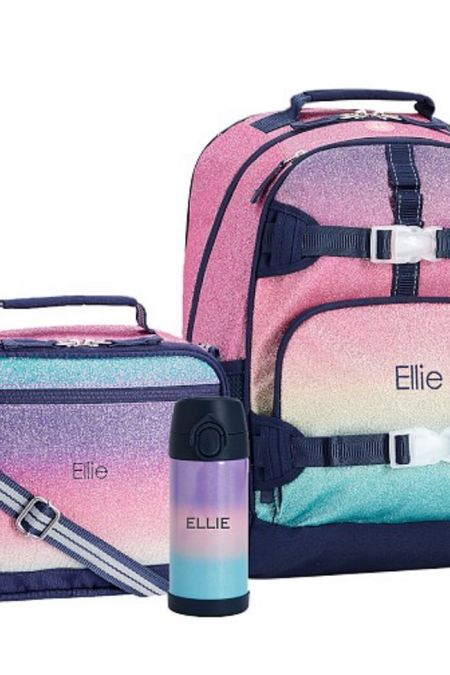 Back to school backpack and lunchbox #potterybarn  #LTKSeasonal #LTKitbag #LTKbacktoschool
