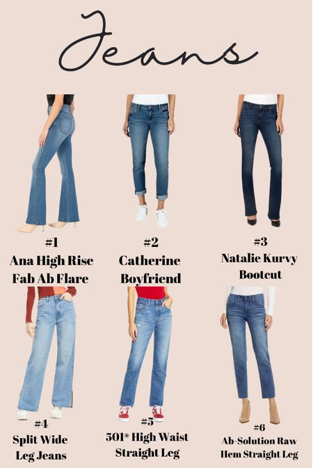 Out with skinny, in with… All under $100  #LTKunder100 #LTKstyletip #LTKSeasonal