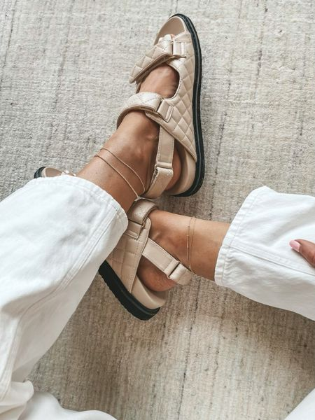 Comfy summer sandal!  #LTKshoecrush
