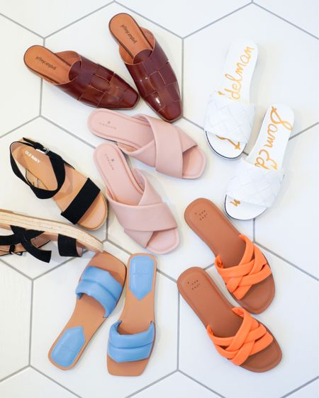 Spring shoe trends. All prices! All comfortable! http://liketk.it/3flZF @liketoknow.it #liketkit