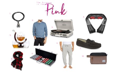 Men's gift guide is live in the blog! All of these are under $60!! http://liketk.it/2Hmwp #liketkit @liketoknow.it #LTKholidaystyle #LTKholidaygiftguide #LTKmens