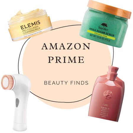 http://liketk.it/2YJvi The very best Amazon Prime Beauty Finds are here! I can't believe the Oribe Blonde Shampoo is on sale!  Elemis collagen cleansing balm, Shea sugar scrub , honest beauty, vitamin c serum , makeup bags, and more!!! Sharing all on my pages! http://liketk.it/2YJuW #liketkit @liketoknow.it best beauty sale! #LTKbeauty #LTKunder50 #LTKstyletip @liketoknow.it.brasil @liketoknow.it.europe @liketoknow.it.family @liketoknow.it.home Shop your screenshot of this pic with the LIKEtoKNOW.it shopping app