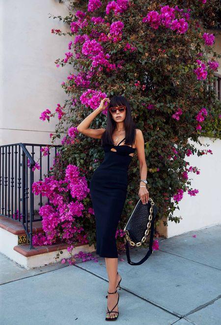 My favorite little black dress finally went on sale!   #LTKHoliday #LTKSale #LTKitbag