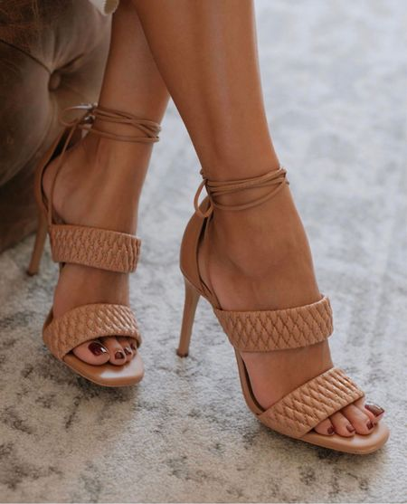 These gorgeous heels are perfect for fall! Click here to shop!  #LTKSeasonal #LTKshoecrush #LTKstyletip