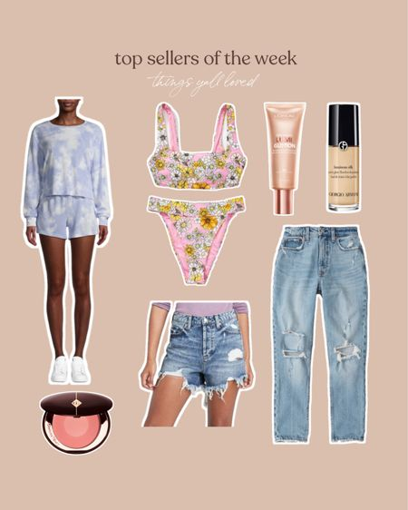 This week's top sellers...some are still on sale today!