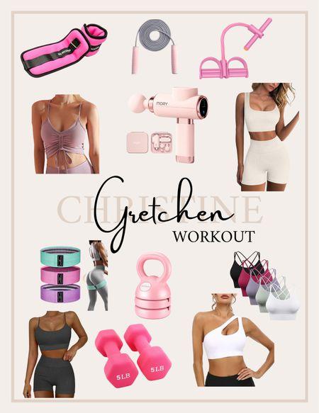 Shop all must have workout items, workout equipment, workout sets and more!   #LTKsalealert #LTKstyletip
