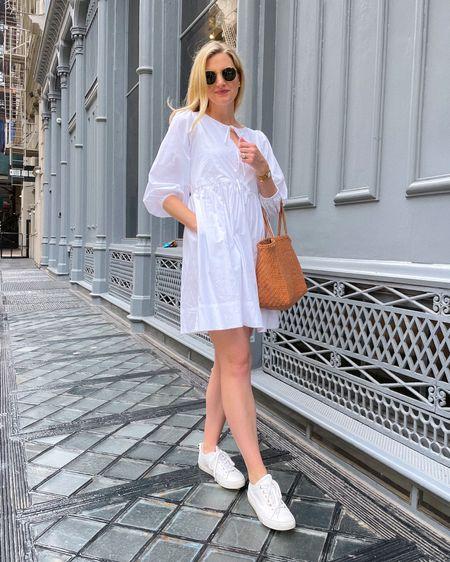 White bow dress http://liketk.it/3hz4p #liketkit @liketoknow.it