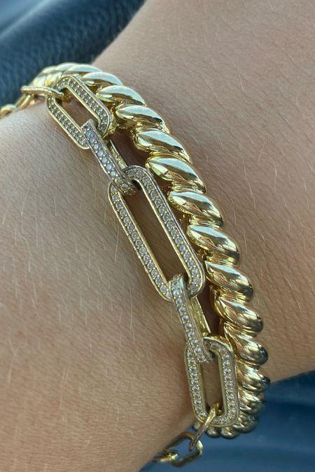 Fave bracelets 🤍✨