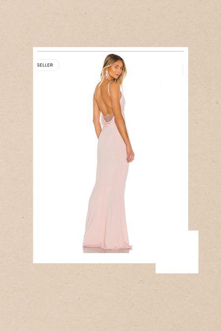 Light pink event dress  #LTKwedding #LTKfit #LTKstyletip