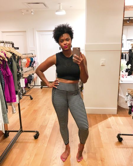 """Can we just talk about the fact that I never feel like I look good in athleisure or activewear and I told myself I was rockin' that sh!t last night?! Yeah, that was a game changer and I have @athleta to thank. I'm moderating the roundtable at @nourishwholebody next weekend and Athleta is a partner (woo hoo!) -- They were so generous to offer the speakers an outfit for an event, whatever they wanted. Being a newbie to the brand, I didn't know what to expect. But, I didn't expect to have my sizes available, and I sure didn't expect to fall in love with everything, but they did have my size (a size smaller in fact), and I loved everything I tried on. It felt even better to learn that Athleta is a B-Corp, which means they meet the highest standards of verified social and environmental performance. Check out my stories for all of my try on, and even a little dance that I'm like """"Whyyyy did I post that?!"""" -- If you haven't heard about @nourishwholebody, now you know! It's a one-day wellness event right here in Sacramento for women who are looking for connection, purpose and want to connect with other ladies who are trying to live their best lives and not only look good but feel good doing it. Click the link in my bio for more info + to get your tickets! I'm PUMPED to be moderating the roundttable! Nourish35 will give you a nice little discount on your tickets. I have a surprise up my sleeve so stay tuned. — If you want to shop any of my looks from stories, check me on @liketoknow.it : (enableimagetoviewlink http://liketk.it/2CGSs  #nourishwholebody #powerofshe #thekachetlife #liketkit"""