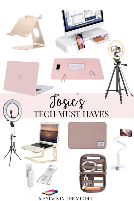 My technology must haves for teachers during virtual learning! http://liketk.it/32c1N #liketkit @liketoknow.it