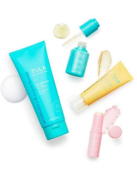 Summer Skincare. Tula glow kit. Tula skincare. Skincare. Self care. Glowing http://liketk.it/3gsVX #liketkit @liketoknow.it #LTKbeauty