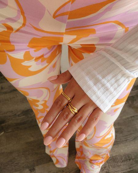 Added two new pieces to my jewelry collection! Love these rings 😍 http://liketk.it/3fVjS @liketoknow.it #liketkit #LTKstyletip #LTKsalealert