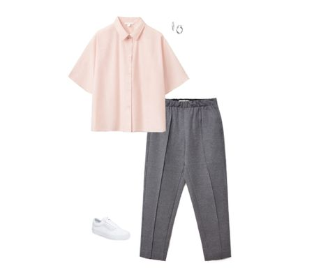 Pull-on pants for work   #LTKworkwear
