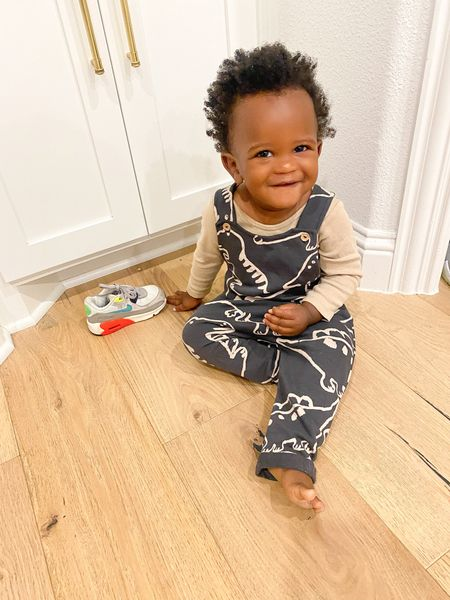 Baby overalls from H&M   #LTKfamily #LTKbaby