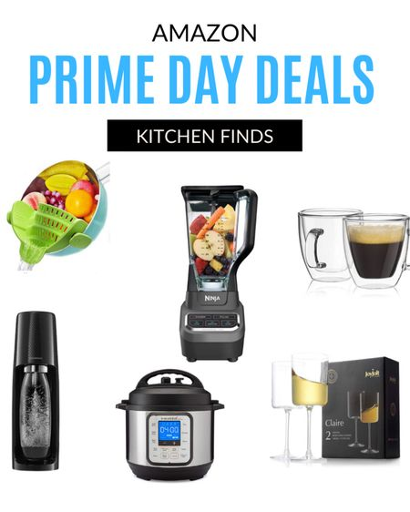 Amazon Prime Day is here and so many kitchen goodies are on sale! http://liketk.it/3i4Sy #liketkit @liketoknow.it #LTKsalealert #LTKunder100 #LTKhome