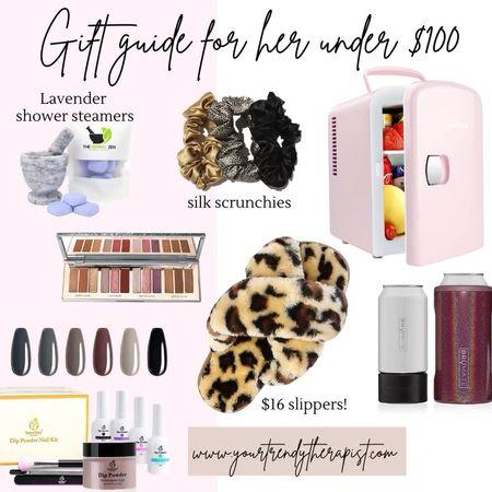 Gift guide for her under $100  #LTKsalealert #StayHomeWithLTK #LTKgiftspo
