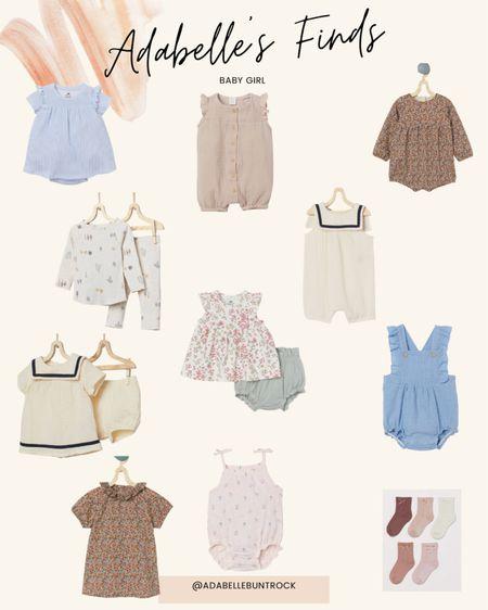 Baby girl clothes h&m http://liketk.it/3hf0D @liketoknow.it #liketkit #LTKkids #LTKbaby #LTKfamily