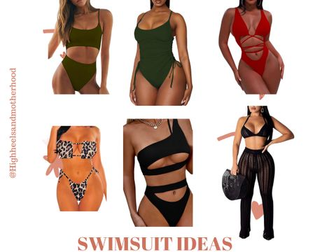 Super cute swimsuits for summer vacay! I love to swim and enjoy the sun during the summer. Check out these super sexy swimsuits to add to your suitcase. http://liketk.it/3g23e #liketkit @liketoknow.it Shop your screenshot of this pic with the LIKEtoKNOW.it shopping app #LTKunder100 #LTKunder50 #LTKswim