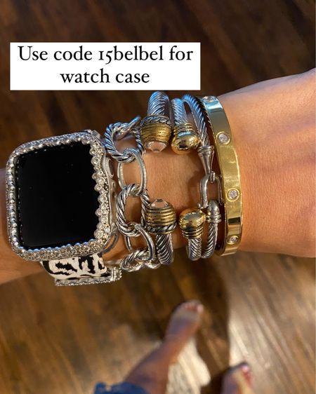 Watch case use code 15belbel bracelets on sale #liketkit @liketoknow.it http://liketk.it/3hqM0 #LTKunder100 #LTKunder50 #LTKsalealert
