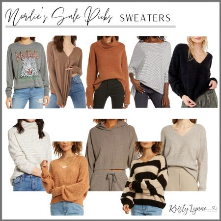 Nordstrom Anniversary Sale - Sweater Picks!   #LTKunder100 #LTKsalealert #LTKSeasonal