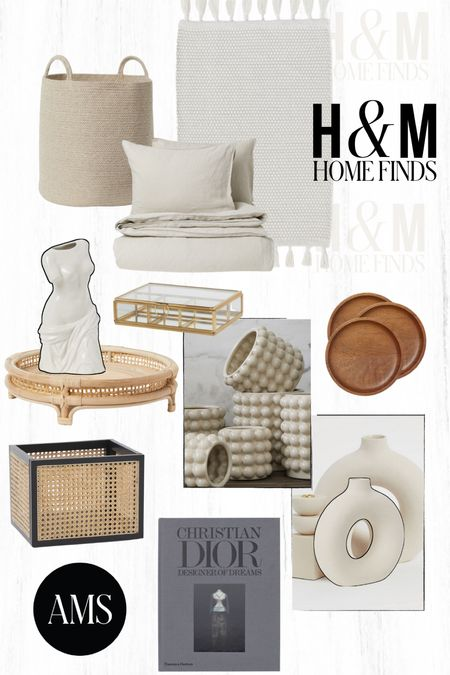H&M home finds — Perfect neutrals to pair with your fall and holiday decor this season!  #LTKstyletip #LTKhome #LTKunder100