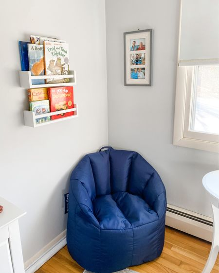 Little reading nook! Love this cozy corner of the room. This chair is so comfy even for adults!  http://liketk.it/3a1lf #liketkit @liketoknow.it #StayHomeWithLTK #LTKfamily #LTKunder100 @liketoknow.it.family @liketoknow.it.home