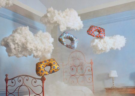 Check out Gucci's newly launched inflated pillows on Milan Design Week.   #LTKtravel