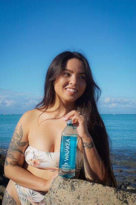 Summer bikini from Roxy!   #LTKsalealert #LTKSeasonal #LTKswim