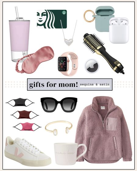 Gift guide for mom! All great options and most come in tons of colors🙌 #momgifts #giftsformom #giftguide #holidaygiftguide   #LTKHoliday #LTKSeasonal #LTKGiftGuide