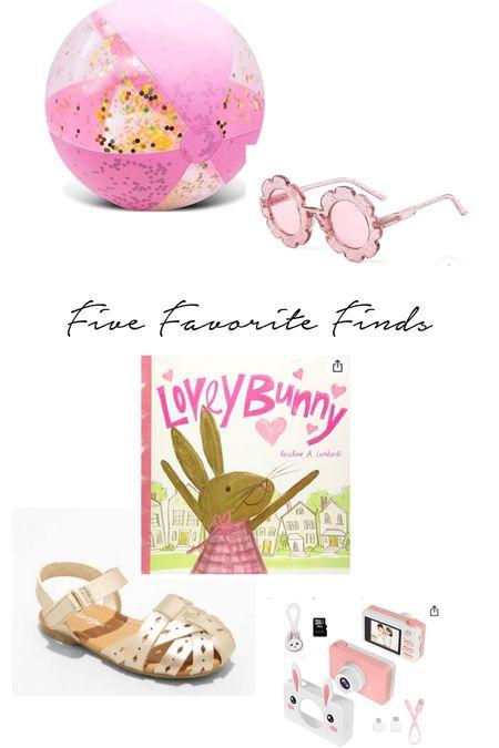 Five Friday Favorite Finds + more🌟   #LTKSeasonal #LTKkids #LTKSpringSale