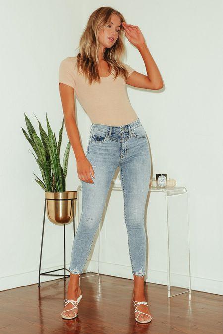 Lulu jeans 🤍 Lulus fashion finds! Click the products below to shop! Follow along @christinfenton for new looks & sales!@shop.ltk #liketkit 🥰 Thank you for shopping here with me! 🤍 XoX Christin  #LTKstyletip #LTKshoecrush #LTKcurves #LTKitbag #LTKsalealert #LTKwedding #LTKfit #LTKunder50 #LTKunder100 #LTKbeauty #LTKworkwear