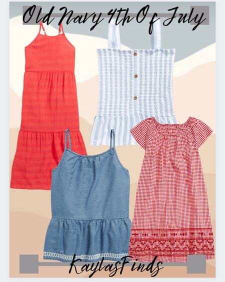 Little girls 4th of July outfits! http://liketk.it/3ijxS #liketkit @liketoknow.it #LTKkids #LTKstyletip #LTKunder50