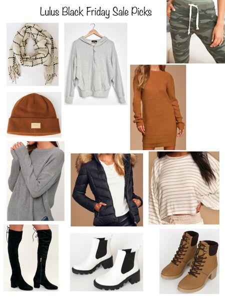 Lulus Black Friday sales round up! Perfect fall and winter wardrobe essentials - lulus is 25-90% off sitewide for their Black Friday sale! http://liketk.it/32cYi @liketoknow.it #liketkit #LTKgiftspo #LTKsalealert #LTKunder100